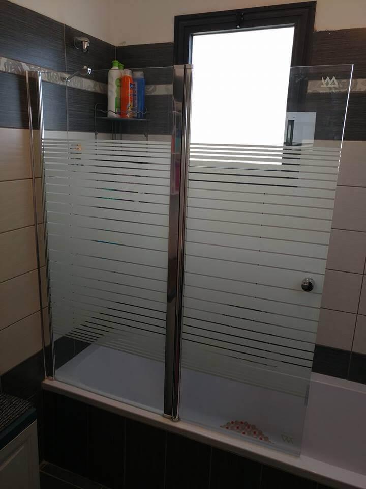 מקלחון אמבטיה דוגמה 5