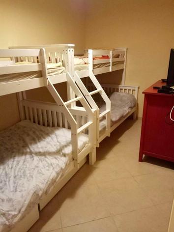 וילות בצפון למשפחות - חדר ילדים 3