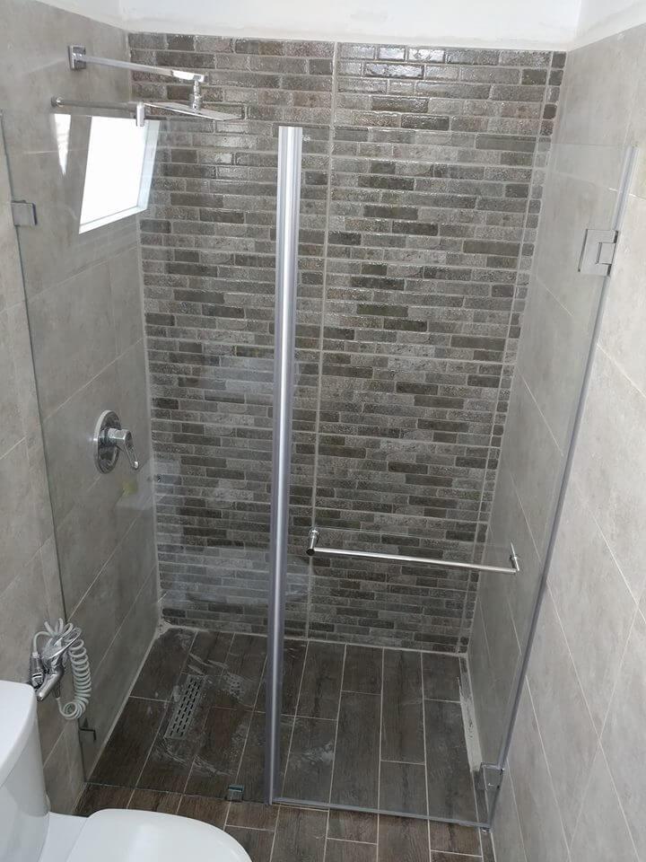 מקלחון חזית דוגמה 6