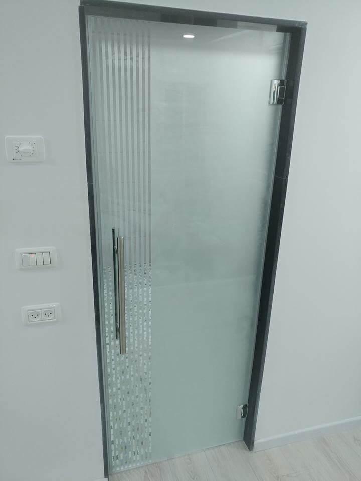 דלתות זכוכית דוגמה 2
