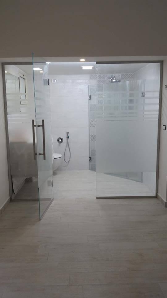 דלתות זכוכית דוגמה 5