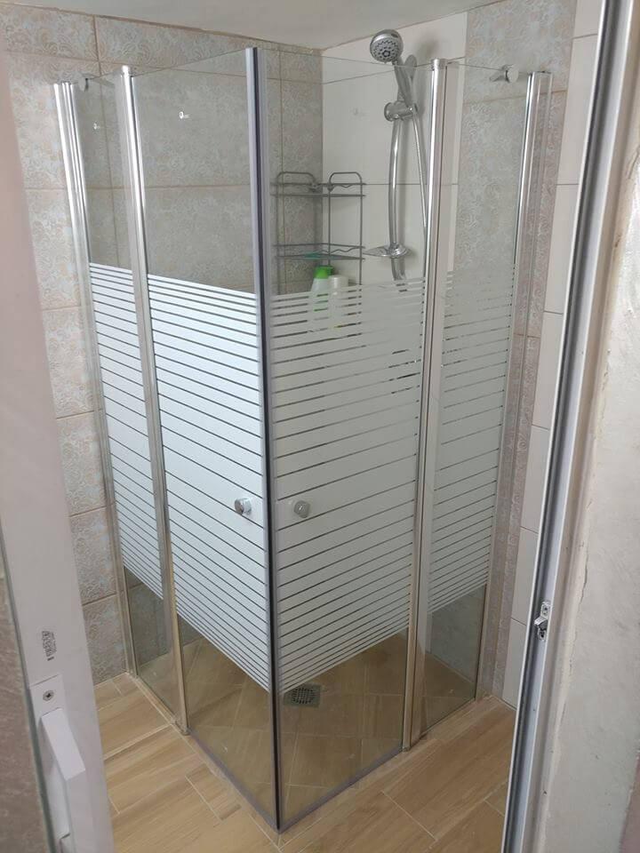 מקלחון פרופיל דוגמה 2