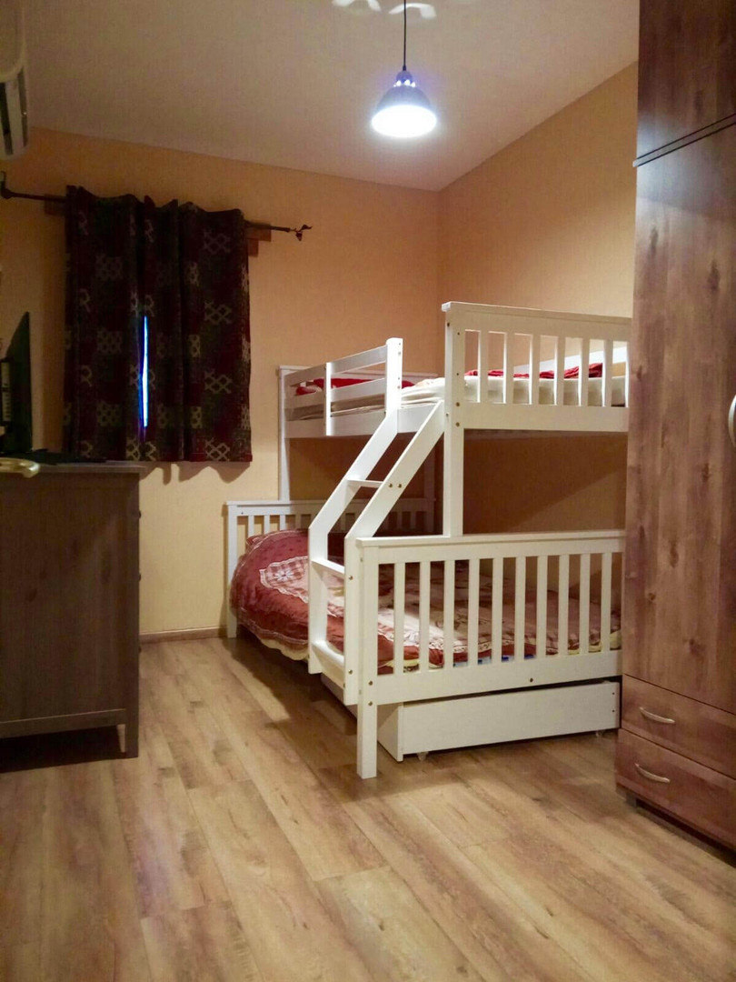 וילות בצפון למשפחות - חדר ילדים