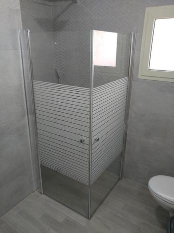 מקלחון פרופיל דוגמה 1