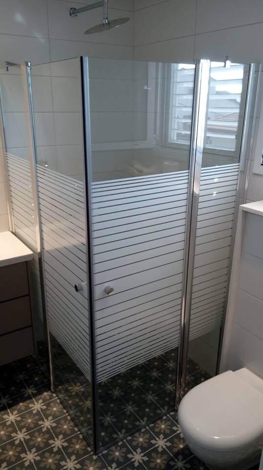 מקלחון פרופיל דוגמה 9
