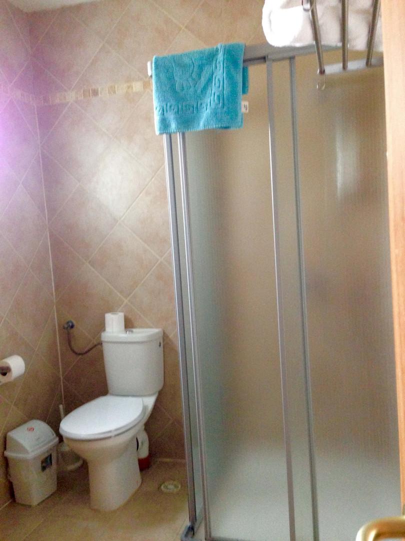 וילות בצפון למשפחות - חדר מקלחון