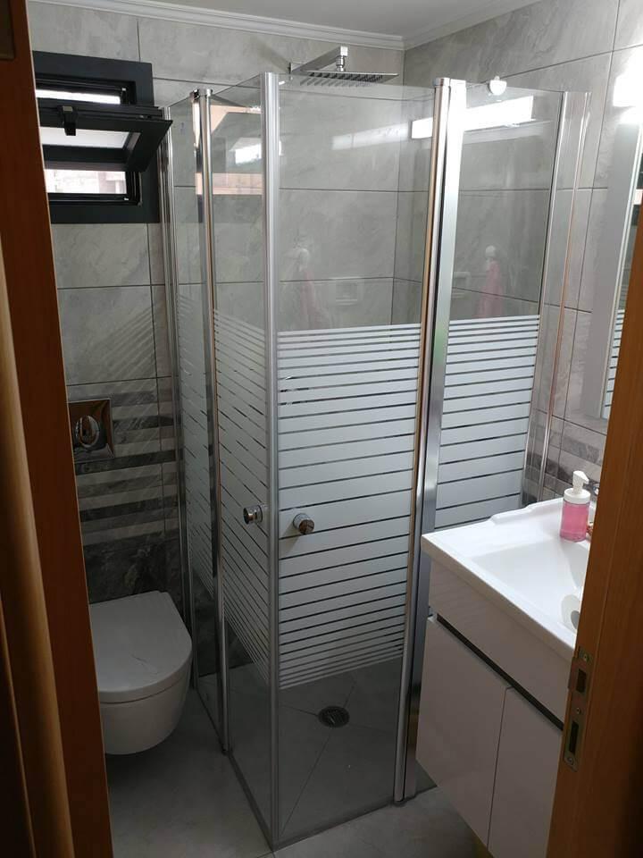 מקלחון פרופיל דוגמה 10