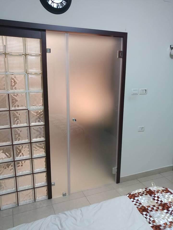 דלתות זכוכית דוגמה 7