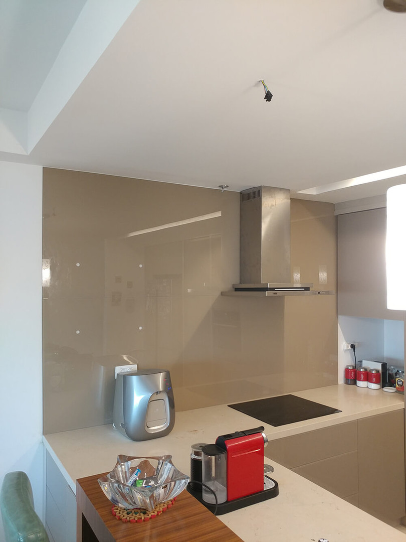 חיפוי זכוכית למטבח דוגמה 5