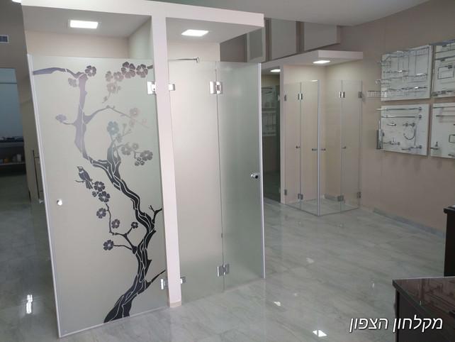 מקלחונים - כניסה 3