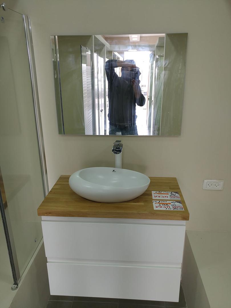 ארונות אמבטיה דוגמה 1