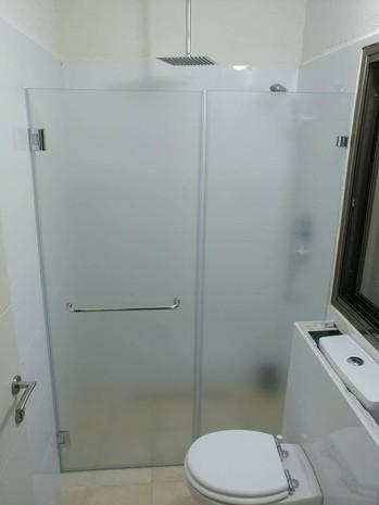 מקלחון חזית דוגמה 2