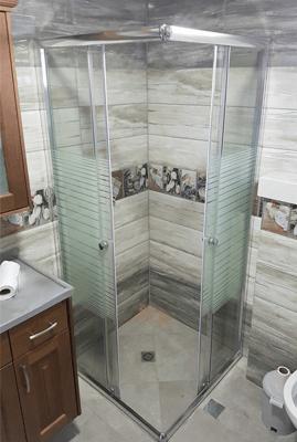 מקלחון הצפון - מקלחון הזזה