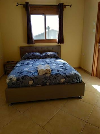 וילות בצפון למשפחות - חדר שינה 2