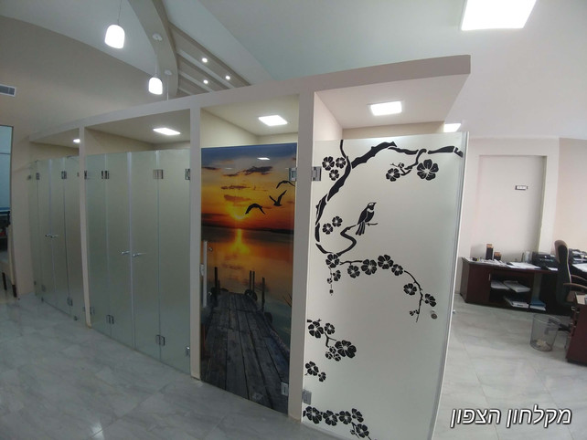 מקלחונים צד שמאל 4