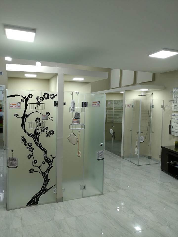 מקלחונים - כניסה