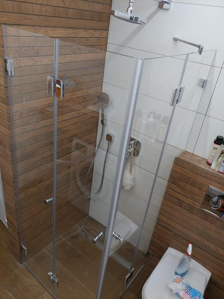 מקלחון אקורדיון 2 סגור