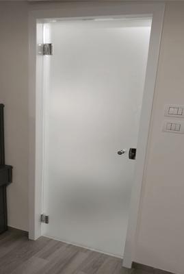 מקלחון הצפון - דלתות זכוכית