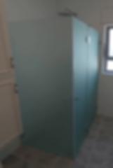 מקלחון הצפון - מקלחון פינתי
