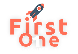 First-One הלוגו של קידום ושיווק אתרים