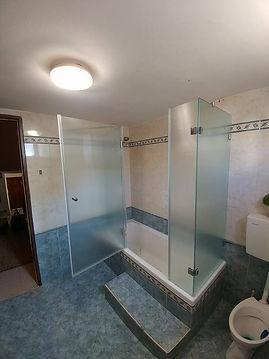 מקלחון הצפון - מקלחון אמבטיה