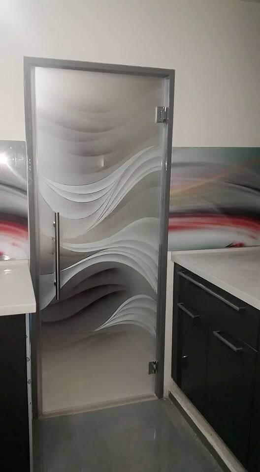 דלתות זכוכית דוגמה 1