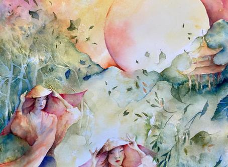 painted poem #20/21