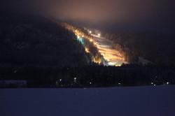 ski baan