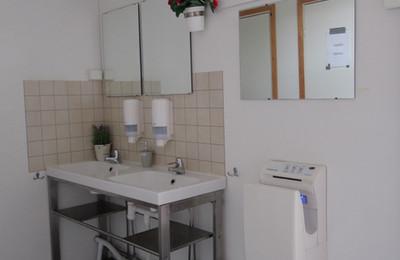 dam toalett