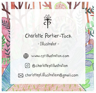 Charlotte Portier-Tock About me