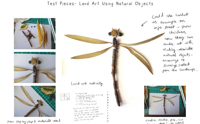 Test Pieces
