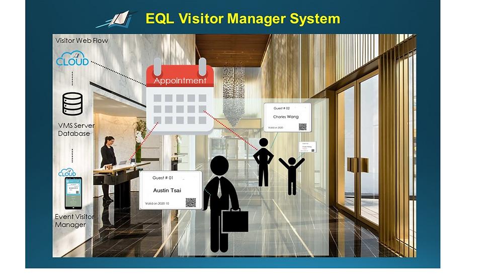 EQL Visitor Manager System