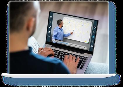 Equalearning online training UI