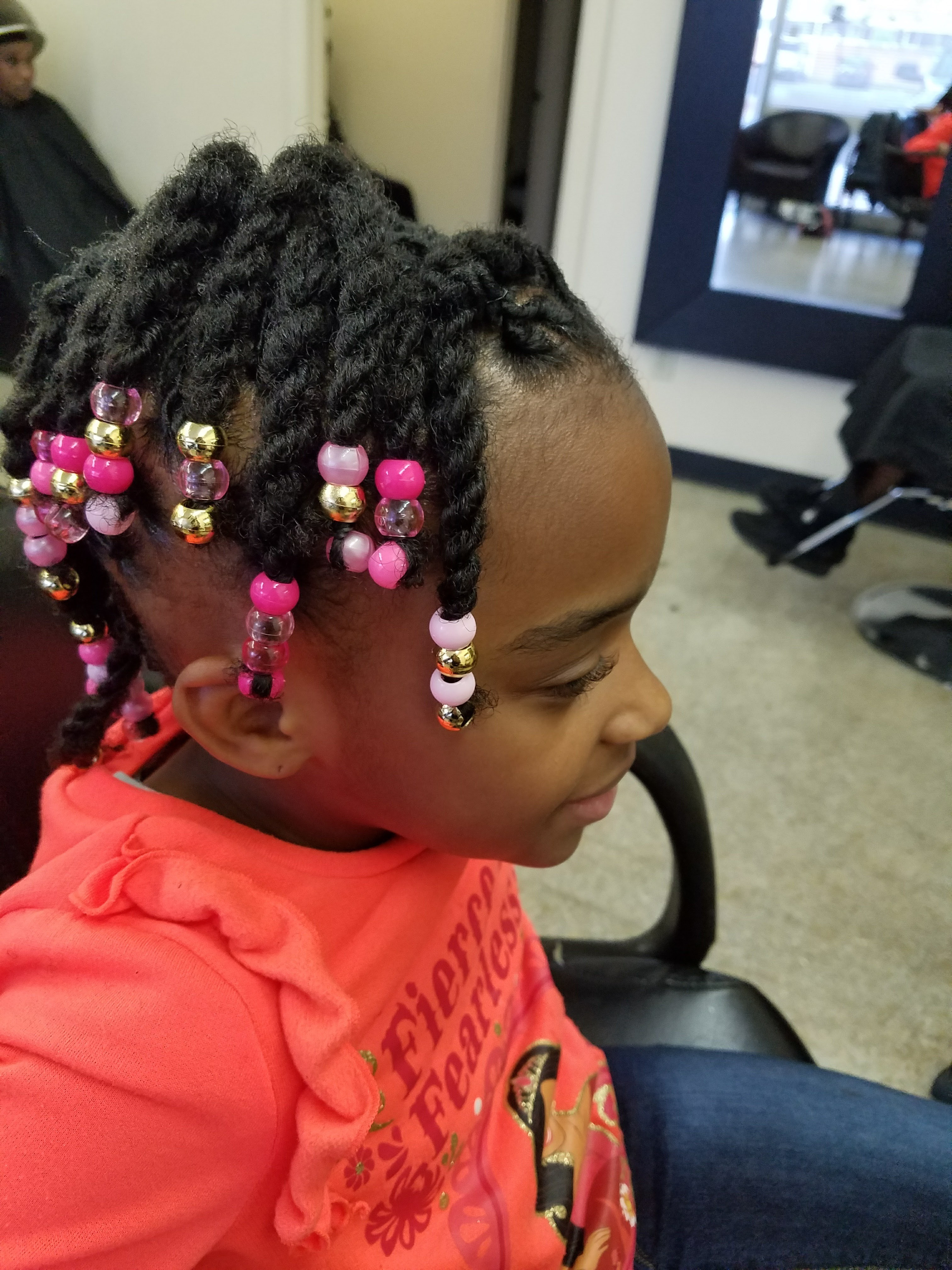 Kid's Two Strands/Rope Twists