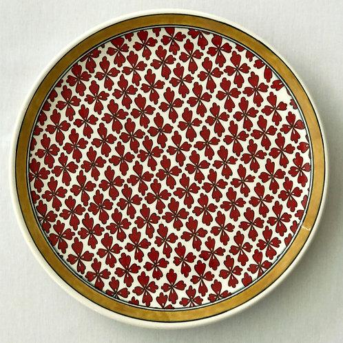 CERAMIC PLATE 30cm