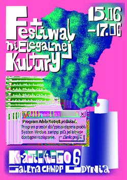 Chaos w Domu Polskim - Event Poster