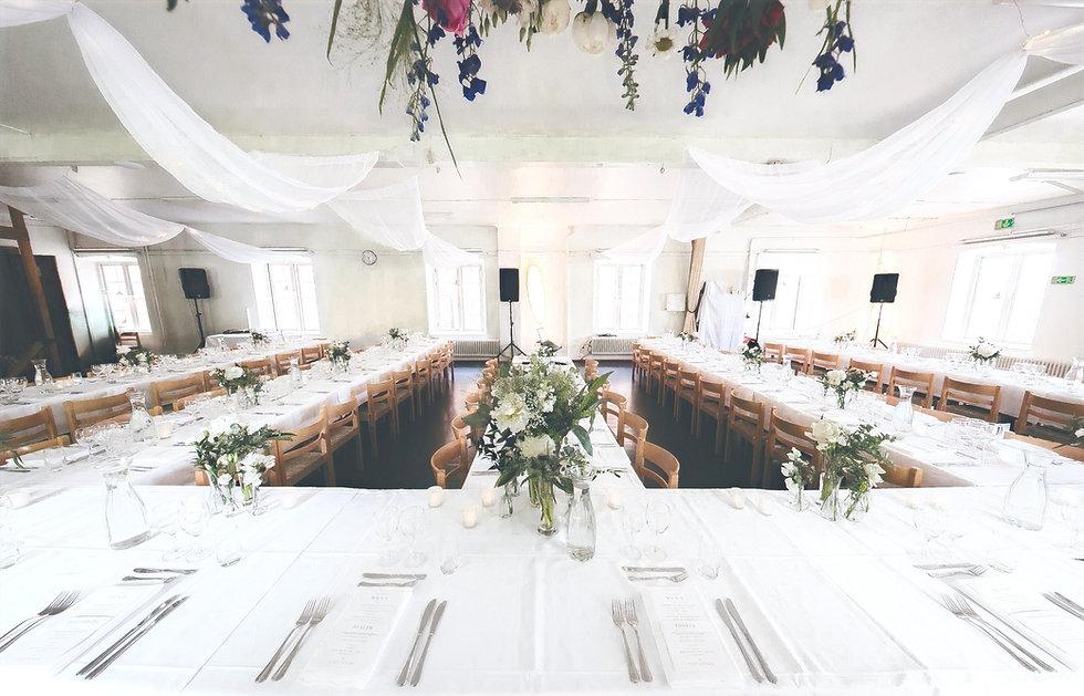 Bröllop i Segelsalen