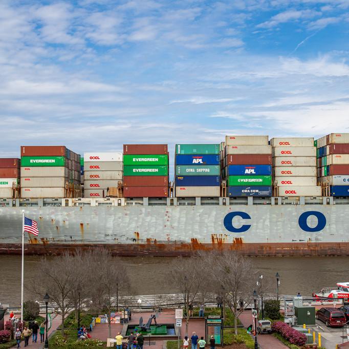 Savannah & Freights