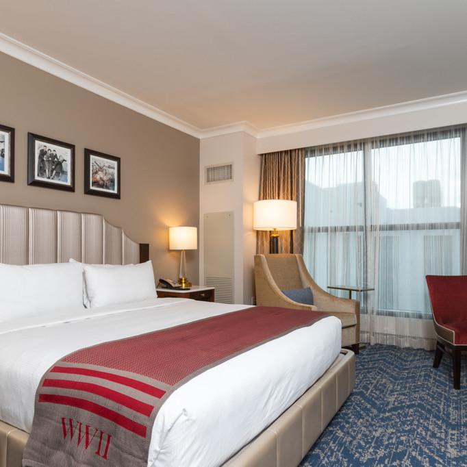 Higgins Hotel  New Orleans, LA