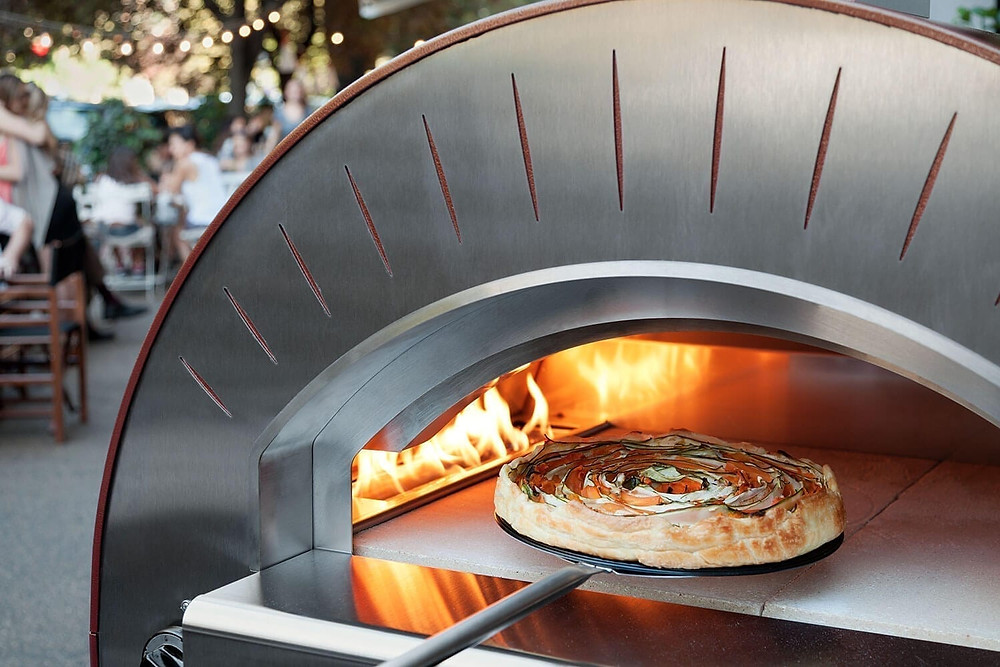 Alfa Pizza forno professionale da esterno