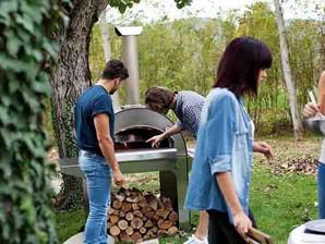 ALFA PIZZA Forni a legna e a gas