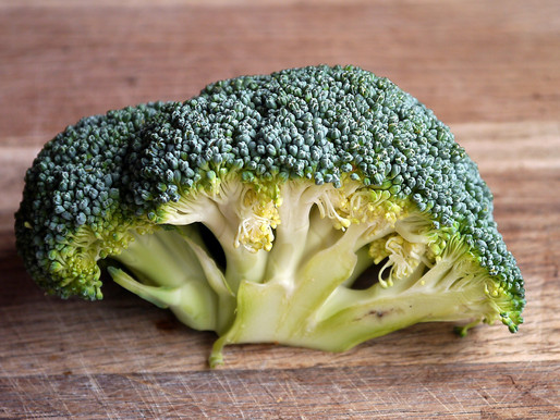 Let's Talk Nutrition: Broccoli Belly