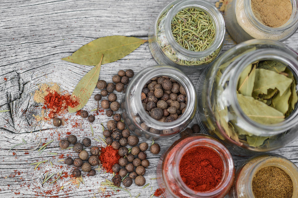 neuroprotective spices for healing