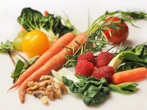 Let's Talk Nutrition: Nutrition for a Healthy Immune System