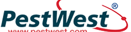 Logo fo Pest West - flying insect management