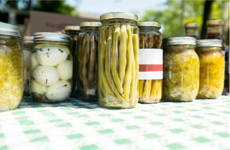 The Garden Within: Why Fermented Foods Are Good For Your Gut
