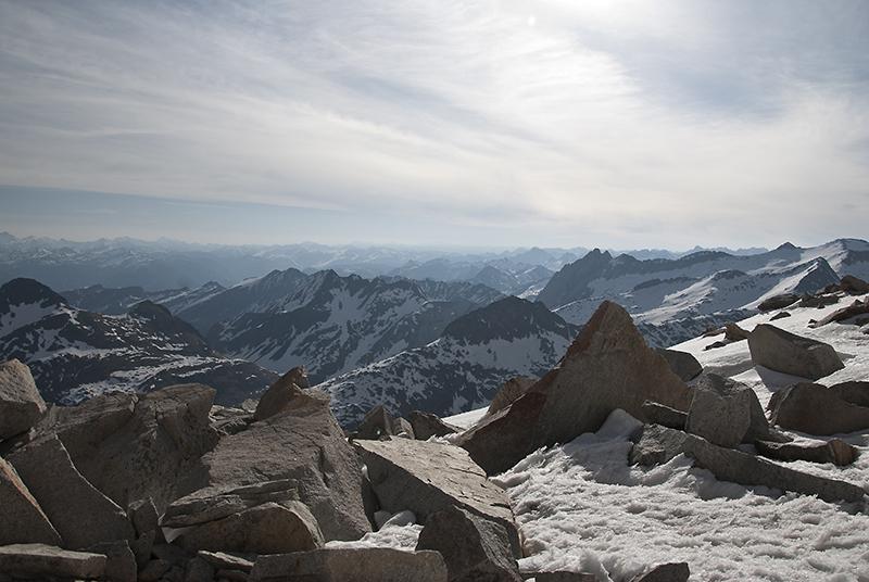 Glaciar Aneto.