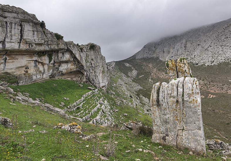 Cuevas Frías