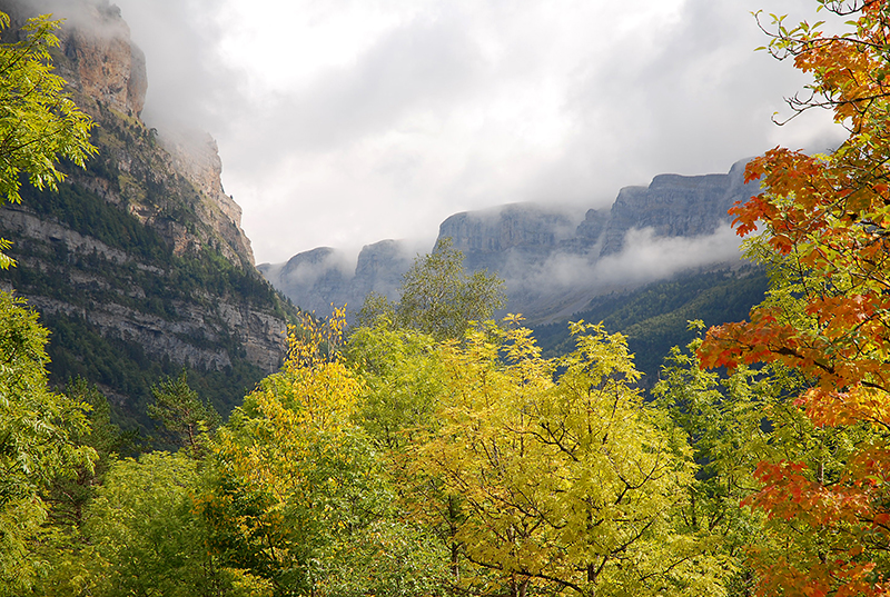Valle de Ordesa.