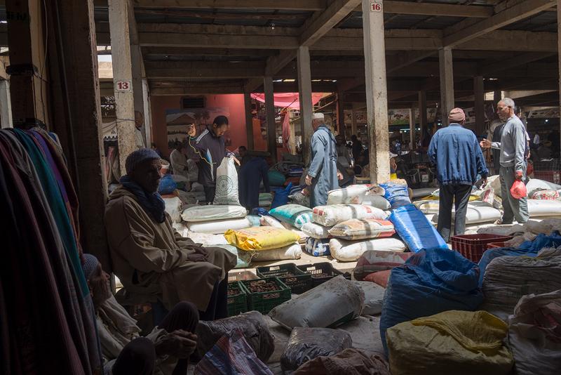 Mercado de Risani